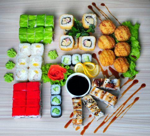 Японская кухня от Континента